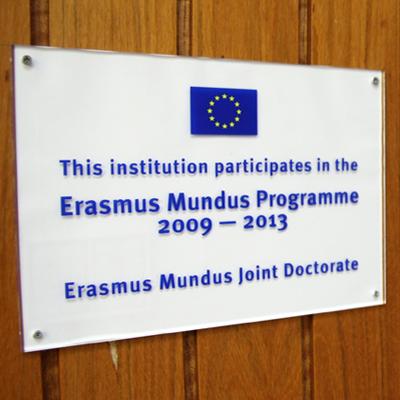 European Union awards Erasmus Mundus grant for Joint Doctorate Programme to the Bernstein Center Freiburg