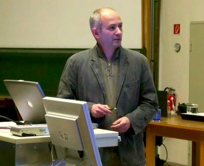 Lecture by Prof. Stefan Rotter available as web video
