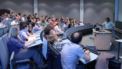 Advanced Course in Computational Neuroscience started