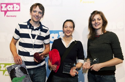 Successful presentation at the FameLab: PhD student from BCF qualifies for national finals