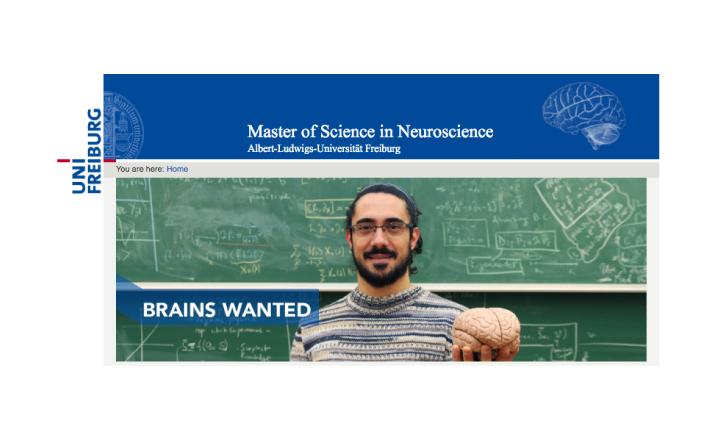 M.Sc. Neuroscience |Freiburg