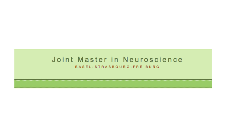 Joint Master in Neuroscience